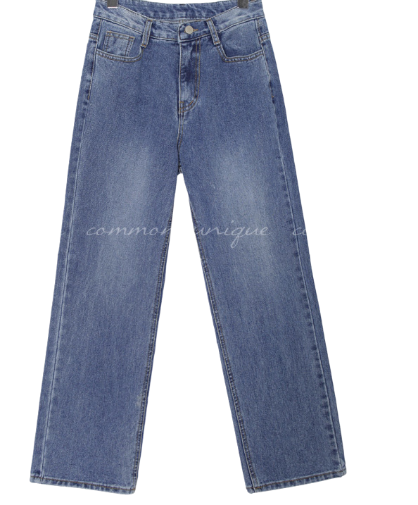 MIRO STRAIGHT DENIM PANTS