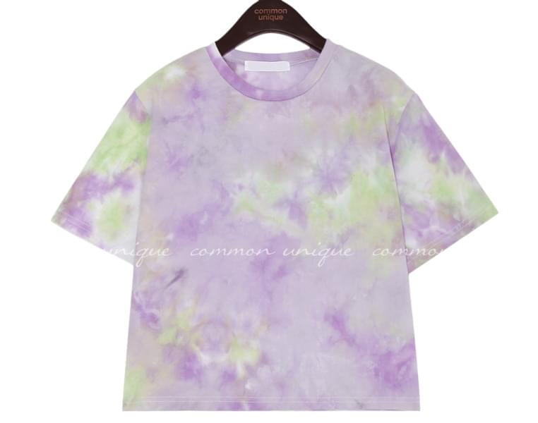COLOR WATER PRINTING 1/2 T