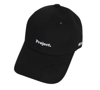 Project ball cap