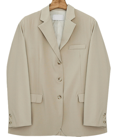 Classic Over-Buffet Jacket