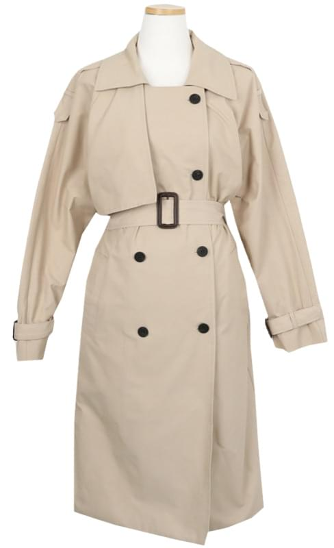 Deering Trench Coat