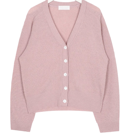 alice v-neck cardigan