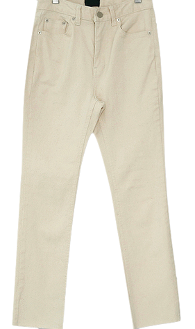 Basic Cotton Date Pants