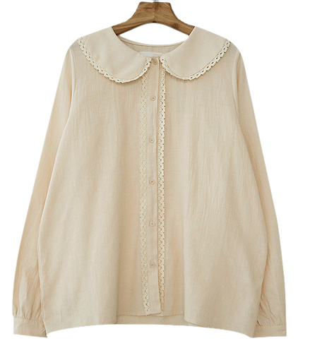 Sera natural blouse