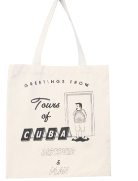 Cuban uncle eco bag
