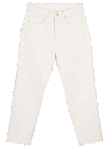 Snow Cotton Denim