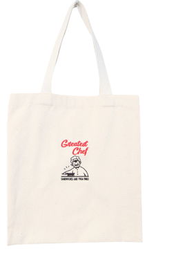Chef's chef eco bag