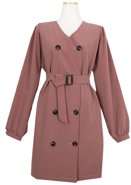 Trench Double Dress