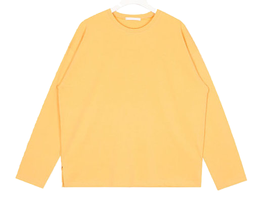 time simple cotton T