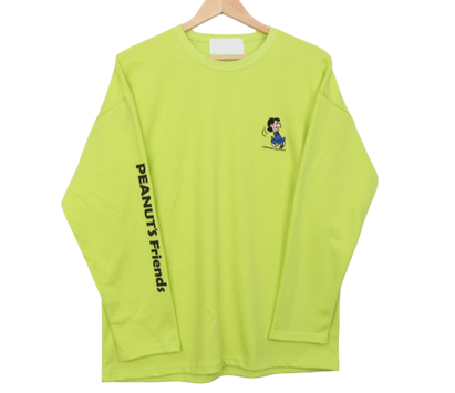 Peanut Friends Long Sleeve Tee