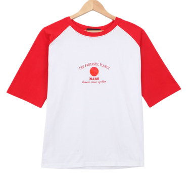 Planet Nagr short sleeve T