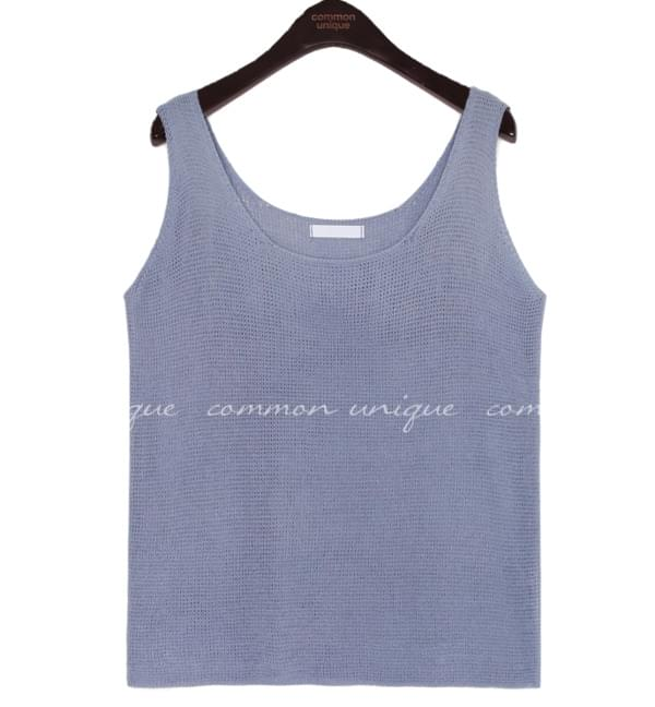 5 COLOR JUNIOR KNIT SLEEVELESS