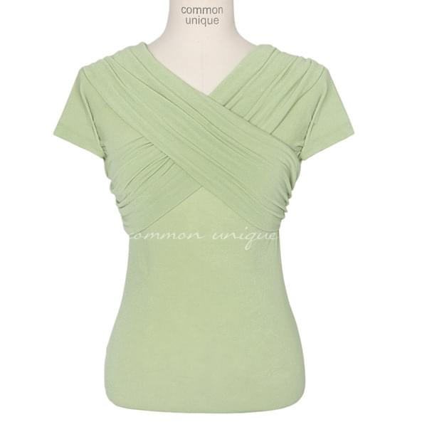 PURITY RAYON OFF SHOULDER 1/2 T