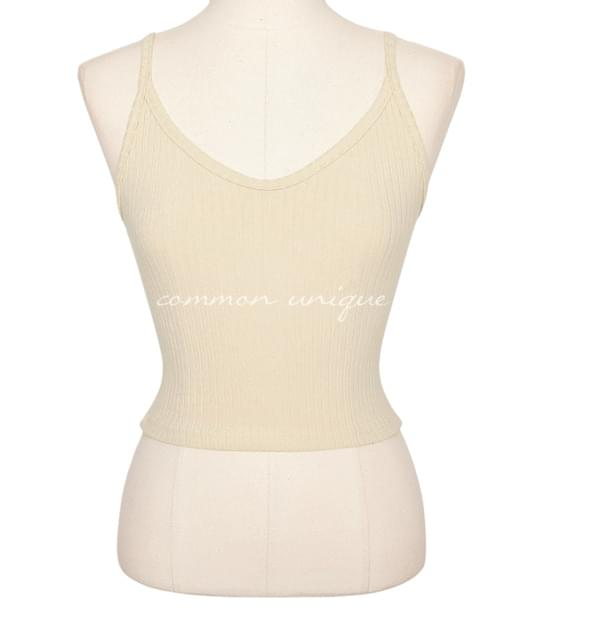 5 COLOR BRON GOLGI CROP SLEEVELESS