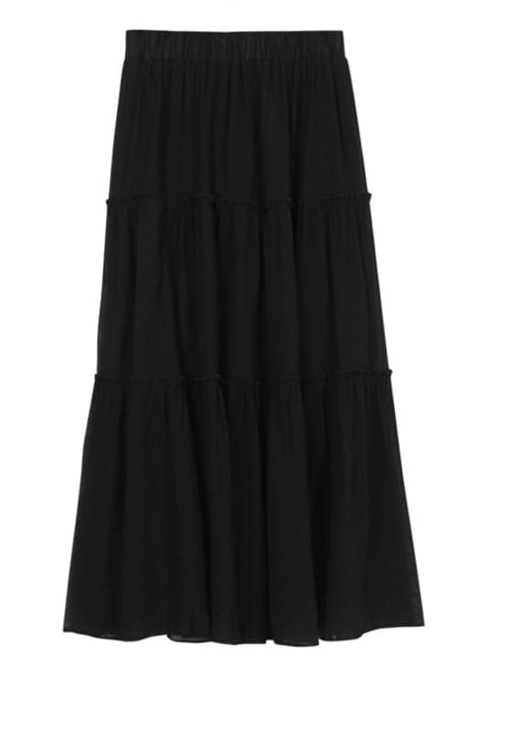 Sweetheart long skirt