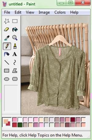 Marmalade ♥. Greenery 7 blouse