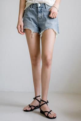 River Cutting Shorts