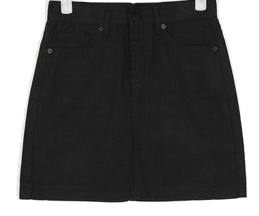 cotton little mini skirt スカート