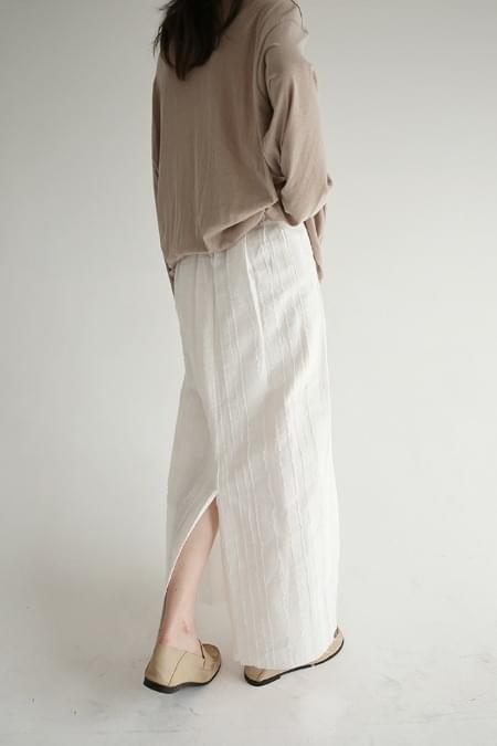 wareable mood cotton long skirts