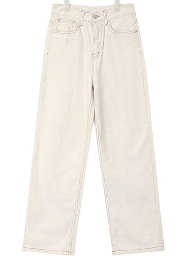 beyond stitch cotton pants (s, m, l)