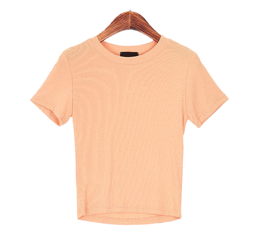 Goliath Round Neck Crop Short Sleeve