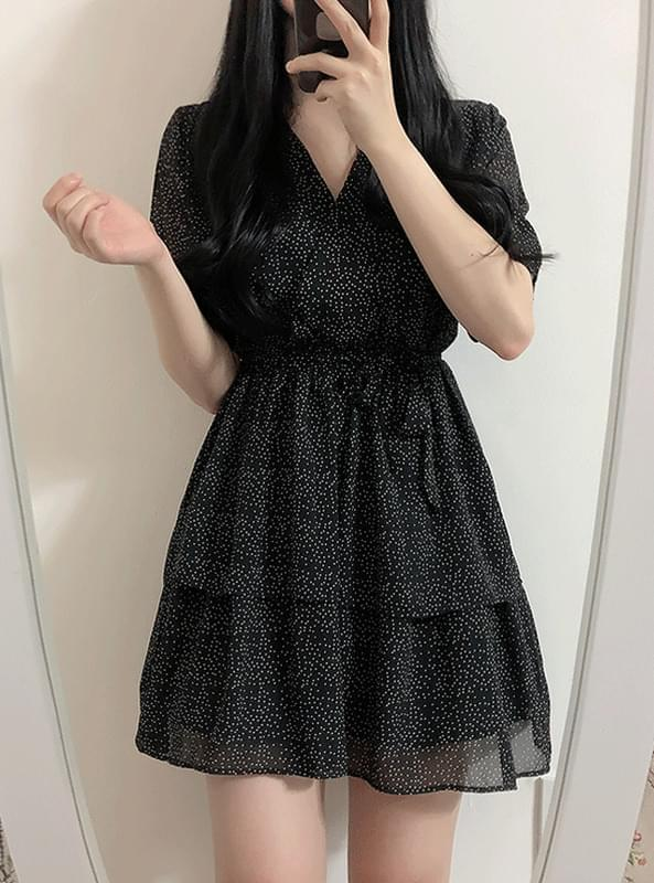 Dot Kang Kang Wrap Dress