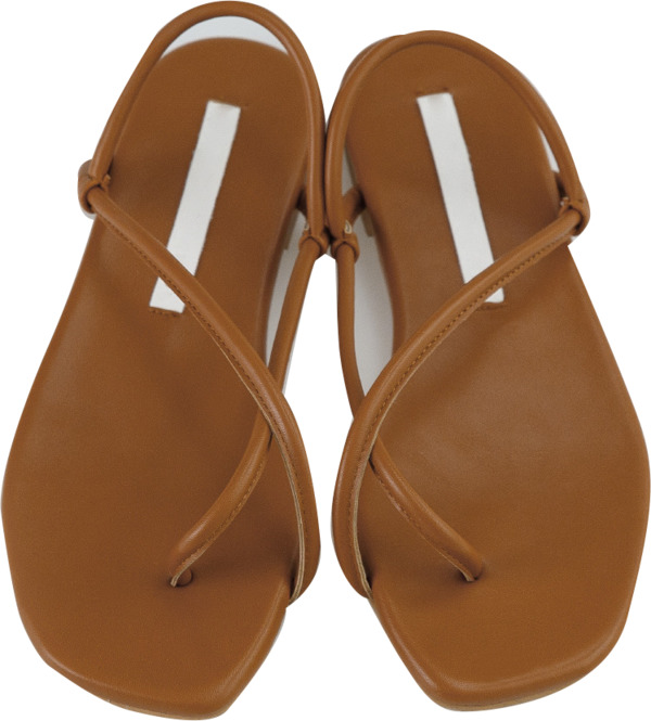 cross flip-flop sandal