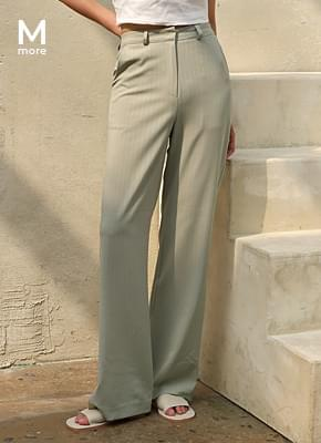 Ruling Stripe Slacks