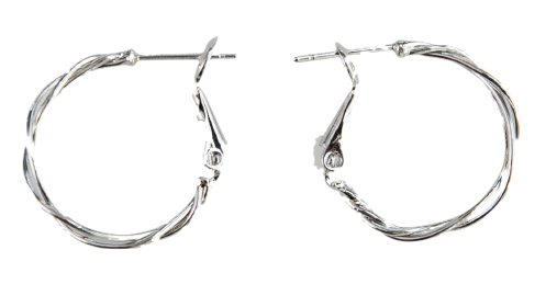 trendy easy ring earring 耳環