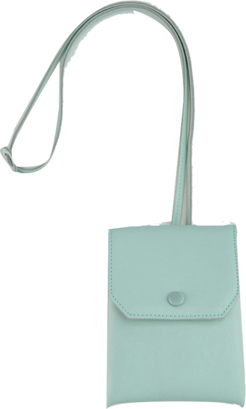 easy square leather bag