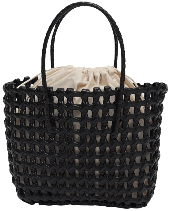Punching twist tote bag_Y (size : one)