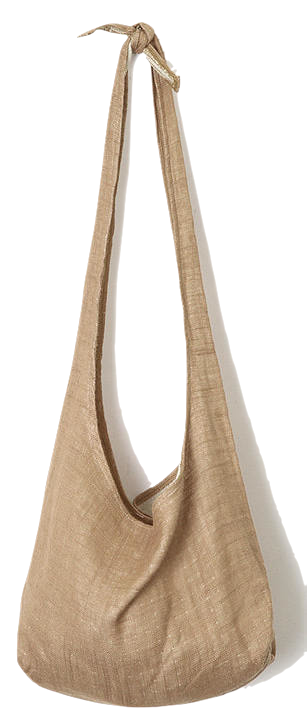 cotton ground cross bag