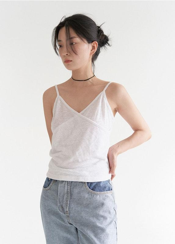 Layering Slim Sleeveless
