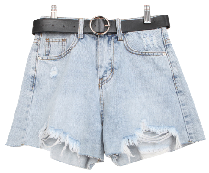 Viola Denim Short P
