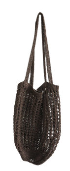 net knitting small bag (2colors)