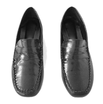 basic silhouette loafer ローファー