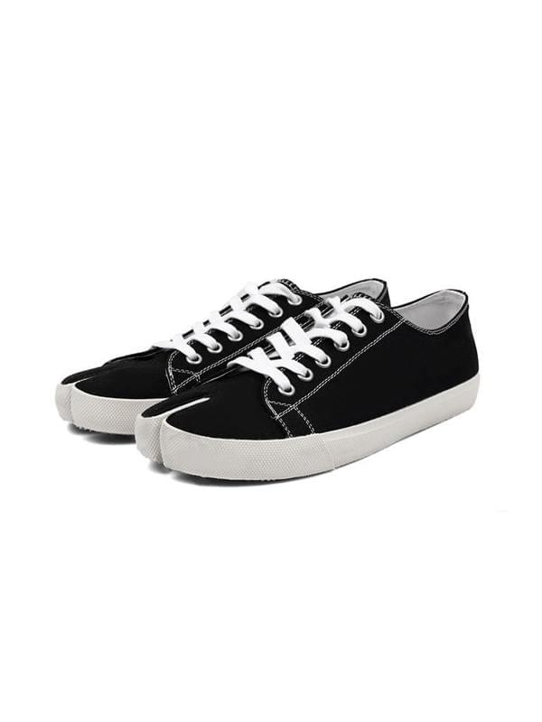 tabi canvas shoes - men