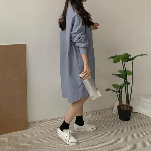 Shui Long Shirt Dress