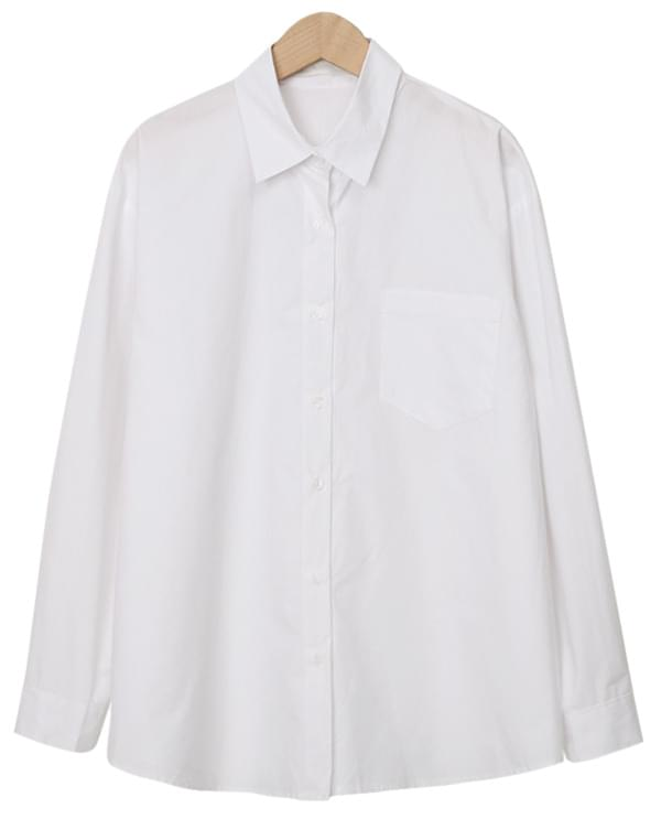 Vivienne cotton pocket shirt