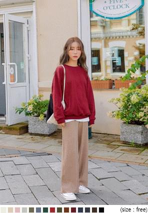 PLUM BASIC COTTON MTM