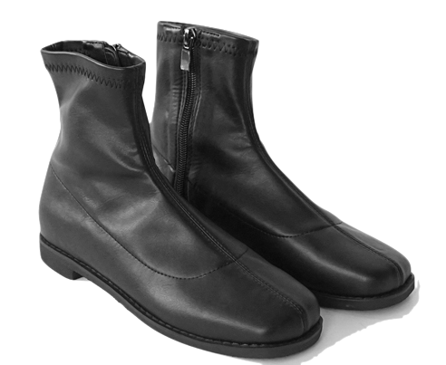 2-type square boots boots