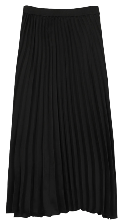 Eiffel pleated pleated skirt
