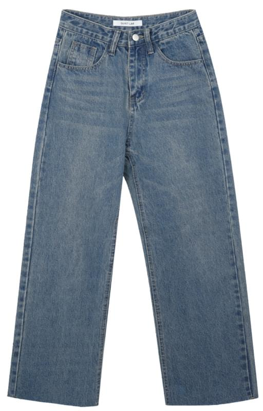 Denim Wide Washing No 003