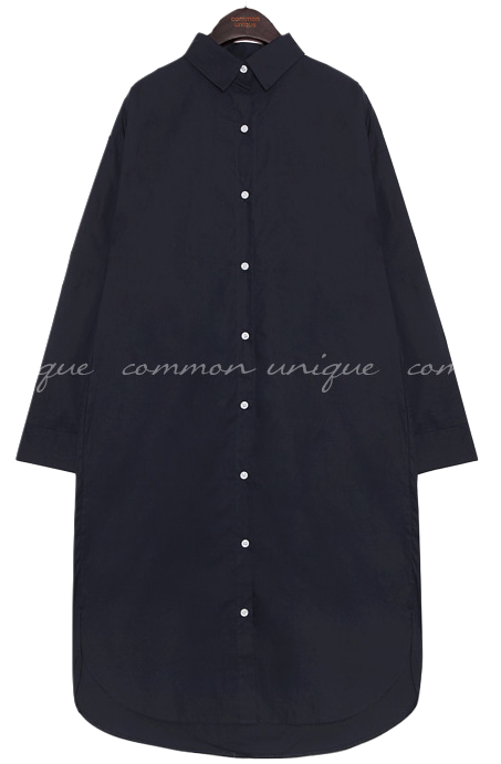 TRAGE COTTON LONG SHIRTS OPS