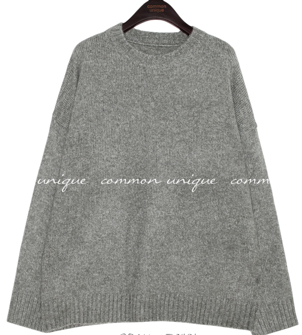 MELZ AIRWOOL LOOSE FIT KNIT