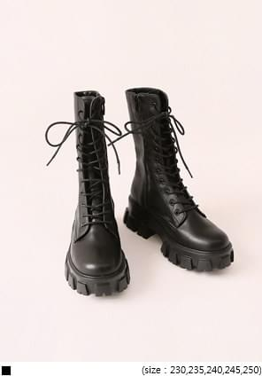 Lace-Up Walker Boots