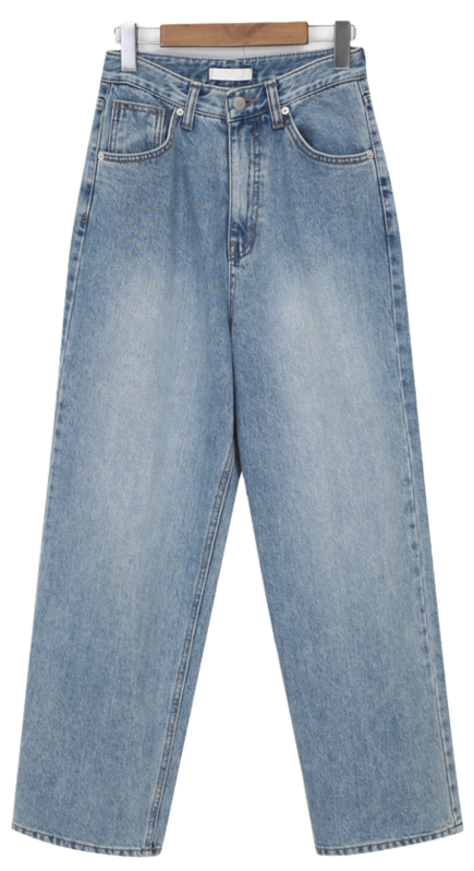 Venti washing denim pants_J (size : S,M)