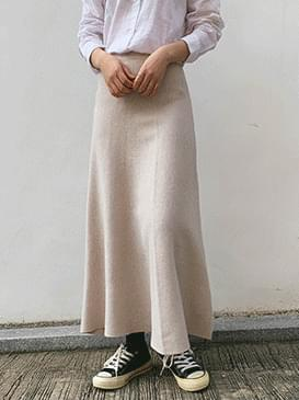 Flare Ellie Long Skirt