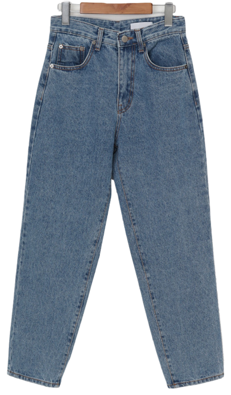 Sense washing denim pants_C