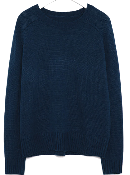 end say basic round knit